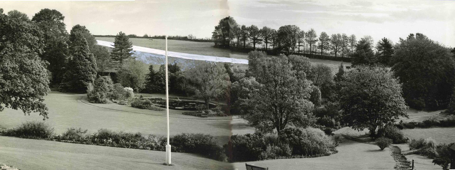 Cliffden grounds